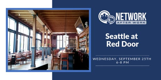 Network After Work Seattle at Red Door