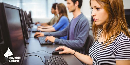 Rockdale Library- Introduction to computers for English speaking Seniors (Tech Savvy Seniors)