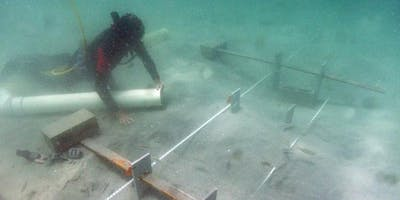 Interpretation of shallow buried maritime archaeological sites, using non-invasive methods, for in-situ management and archaeological research purposes