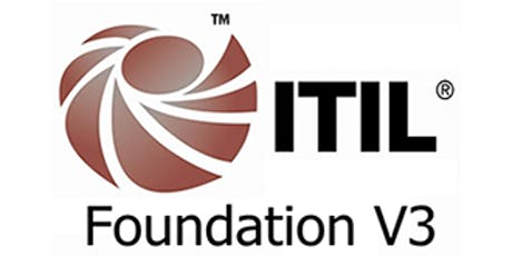 ITIL V3 Foundation 3 Days Virtual Live Training in Ghent tickets