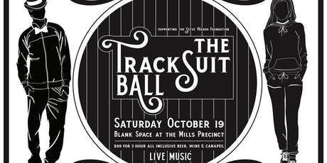 The Track Suit Ball at Blank Space  tickets