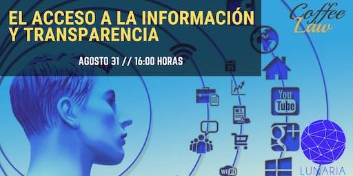 Acceso a la Información y Transparencia