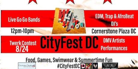 CityFest DC tickets