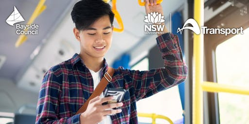 Rockdale Library - Introduction to NSW Transport Apps- for English Speaking Seniors