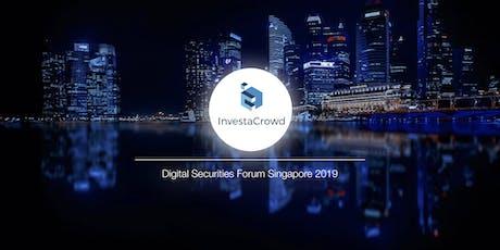 Digital Securities Forum - Singapore's 1st tickets