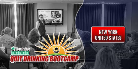 New York Quit Drinking Bootcamp tickets