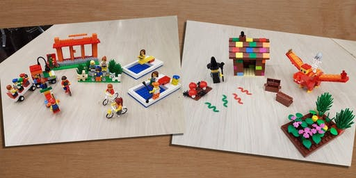 Kids Spring School Holiday Event: LEGO Adventures (for school years 3-6)