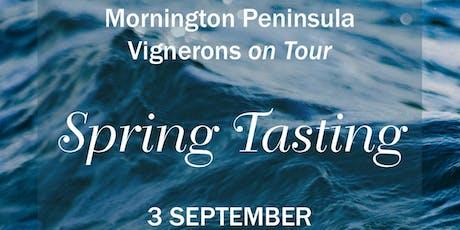 Mornington Peninsula Vignerons @ The Ivy tickets
