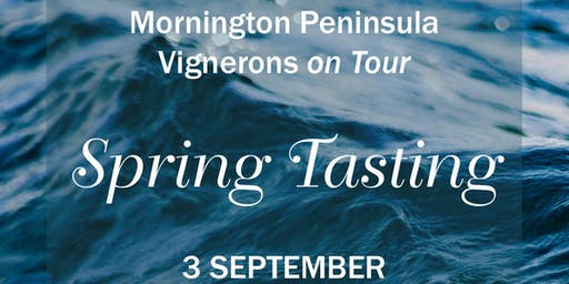 Mornington Peninsula Vignerons @ The Ivy