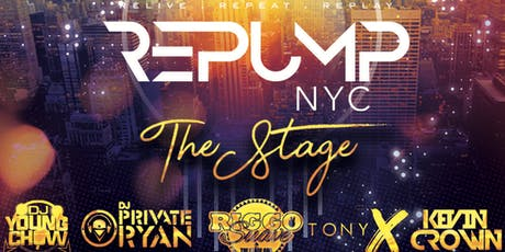 PRIVATE RYAN & MORE LABOUR DAY WEDNESDAY ! @ REPUMP NYC : THE STAGE  tickets
