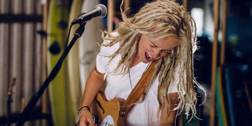 Tessa Devine garden concert