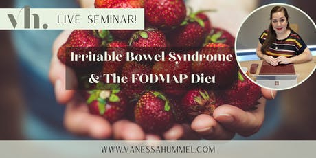 IBS & The FODMAP Diet Seminar tickets
