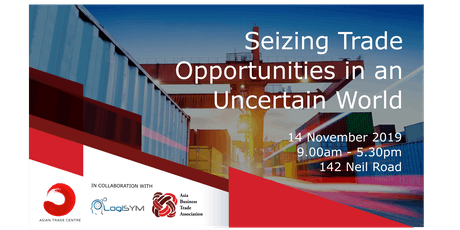 Seizing Trade Opportunities in an Uncertain World tickets