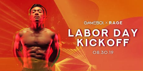 GAMEBOI® LA - 08.30 | Labor Day Weekend Kickoff Party w/ Angel Dust tickets