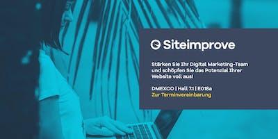 Siteimprove @ DMEXCO 2019