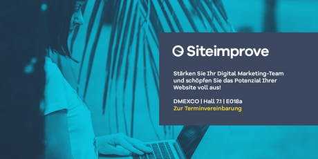 Siteimprove @ DMEXCO 2019 Tickets