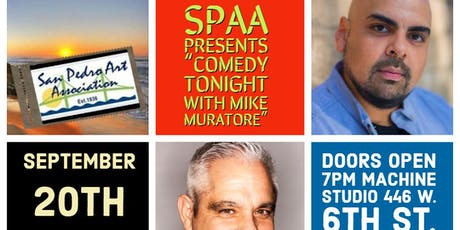SPAA Presents Comedy Tonight with Mike  Muratore  - Fundraiser tickets
