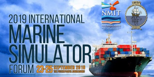 International Marine Simulator Forum 2019 (MyIMSF 2019)