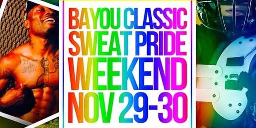 BAYOU CLASSIC NEW ORLEANS PRIDE VIP PASS