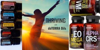 THRIVING with dōTERRA Oils