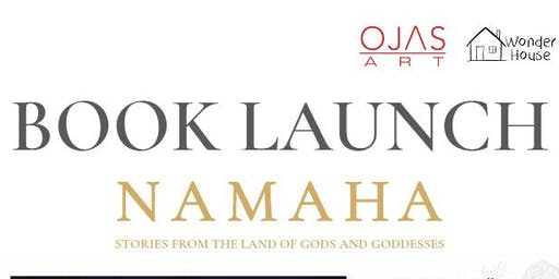 Book Launch:Namaha - Stories From The Land Of Gods And Goddesses