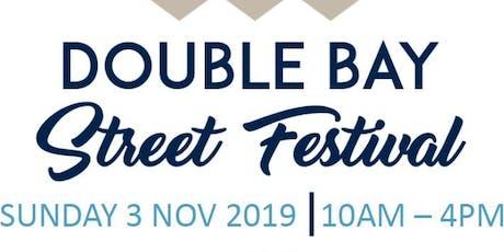 Parking - Double Bay Street Festival 3rd November 2019 tickets