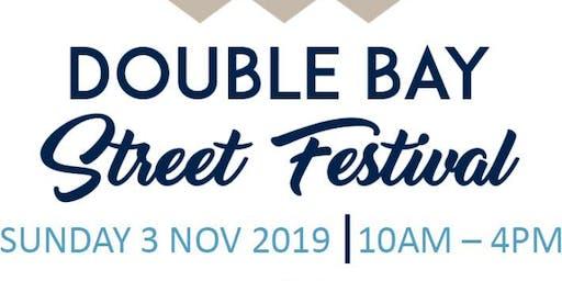 Parking - Double Bay Street Festival 3rd November 2019