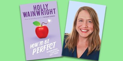 The Author Talks: An Evening with Holly Wainwright