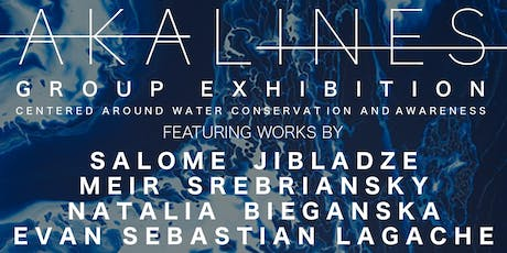 "ART APPLE NYC presents ""Akalines"" Group Exhibition tickets"