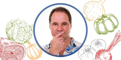 In the kitchen with Paul Mercurio