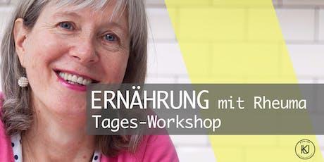 Ernährung bei Rheuma mit Anke Mouni Meyer Tickets