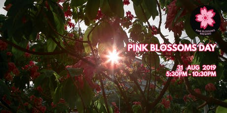 Pink Blossoms Day tickets