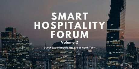 Smart Hospitality Forum Volume 2 tickets