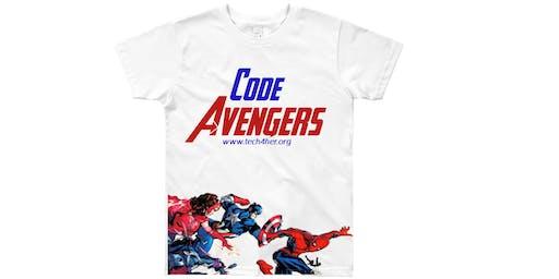 Code Avengers Summer Camp For Kids & Teens