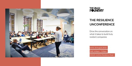 The CoWrks Foundry | Resilience Unconference