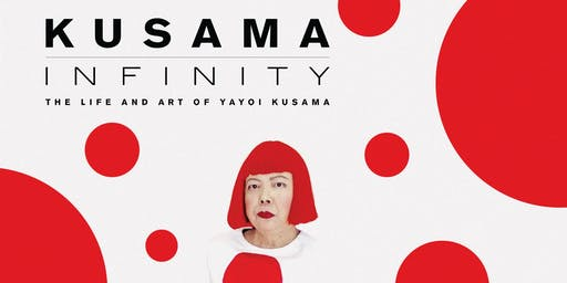 Kusama Infinity Documentary Screening and Q&A with Director Heather Lenz