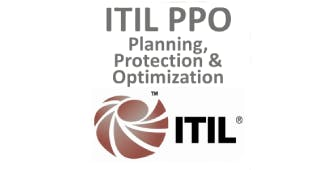 ITIL® – Planning, Protection And Optimization (PPO) 3 Days Virtual Live Training in Brussels