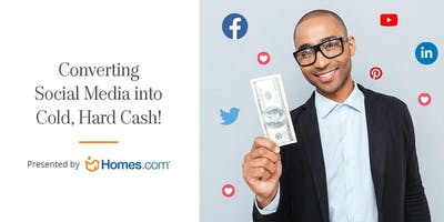 Converting Social Media Into Cold, Hard Cash - Weichert