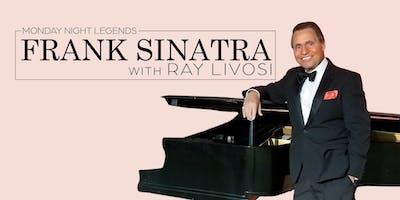 Frank Sinatra with Ray Livosi