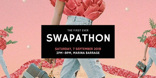 Swapthon 2019 - Singapore's First Sustainable Fashion Marathon!