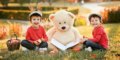 FREE Teddy Bear Picnic & Storytime entradas