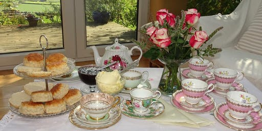 Pop-Up Community Afternoon Tea & Talking about Trusting Yourself