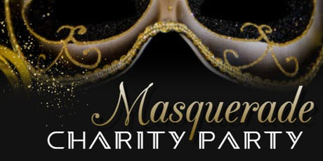 5th Annual Charity Masquerade Party tickets