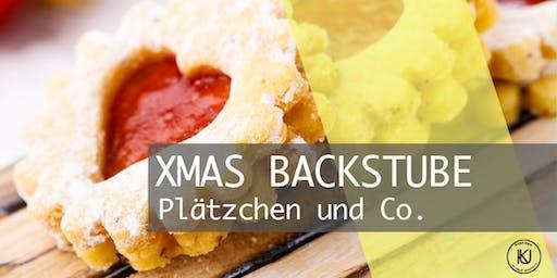 Weihnachtsbäckerei mit Gaby Kaschewitz