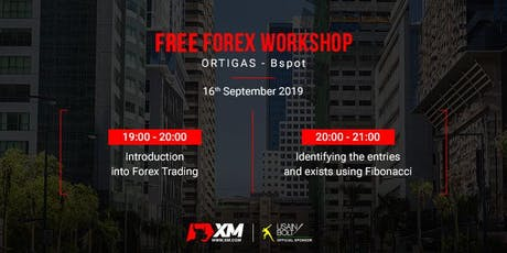 XM ORTIGAS FOREX WORKSHOP 2019 - EDUCATION MATTERS tickets