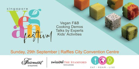 Singapore Vegan Festival tickets