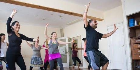 *NEW* Bhangra Dance Workout (4 sessions) - Sep 6-27 (Fri) @ Novena tickets