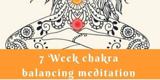 Monday night Chakra Healing Meditation