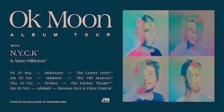 Ok Moon Album Tour tickets