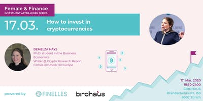 Female & Finance #6 - How to invest in cryptocurrencies